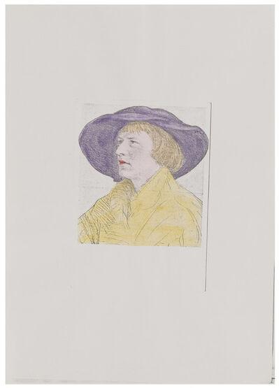 Hans-Peter Feldmann, 'Untitled (Portraits after Holbein)', ca. 1977