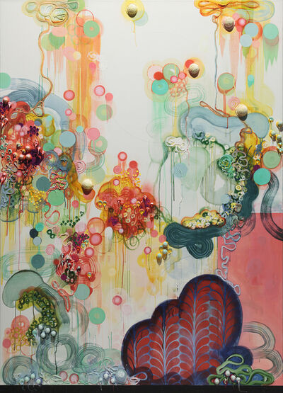 Sarah Lutz, 'Festoon', 2015