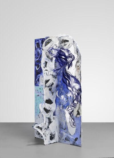 Donna Huanca, 'NEPHRITE QUIPU', 2020