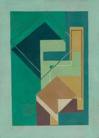 Mario Radice, 'RA', 1970