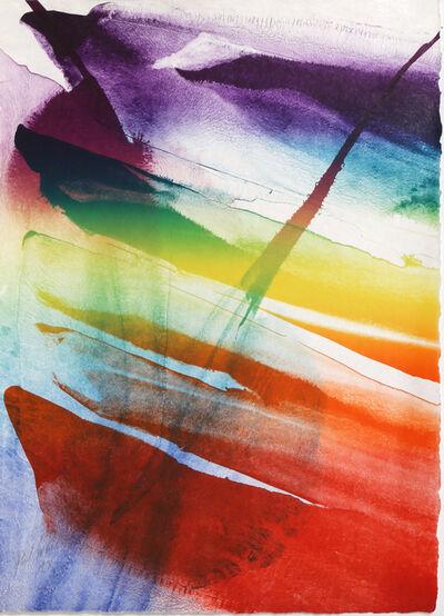 Paul Jenkins, 'Phenomena Franklin's Kite', 1973