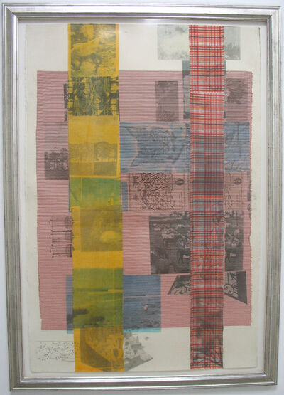 Robert Rauschenberg, 'Radial Poise', 1979