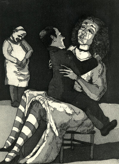 Paula Rego, 'The Baker's Wife I', 1989