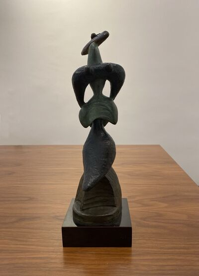 Alexander Archipenko, 'Woman with Hat', 1954
