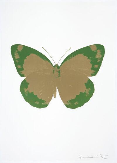 Damien Hirst, 'The Souls II - Cool Gold / Leaf Green', 2010