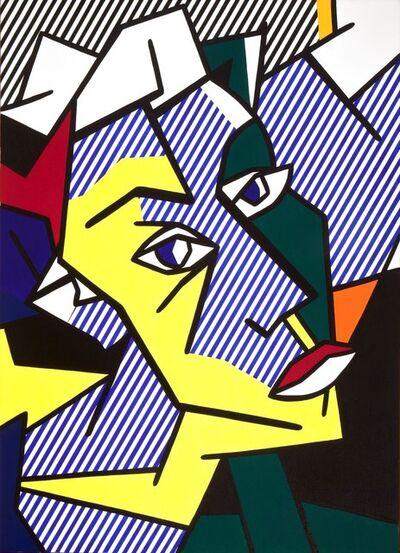 Roy Lichtenstein, 'Head', 1980