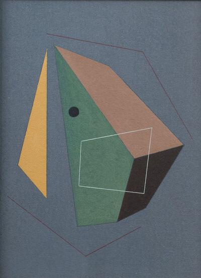 Charles Green Shaw, 'Division', 1941