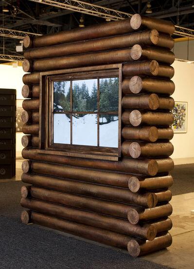 Leandro Erlich, 'Log Cabin', 2009