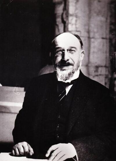 Constantin Brâncuși, 'Portrait of Erik Satie', 1922