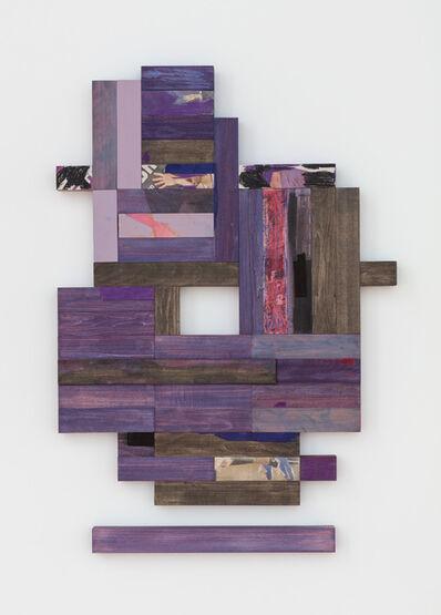 Strauss Bourque-LaFrance, 'The Purple Guillotine', 2016
