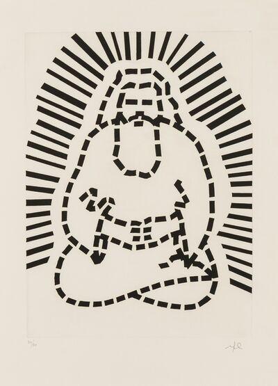 Roy Lichtenstein, 'Passage du Nord-Ouest (Corlett 273)', 1992