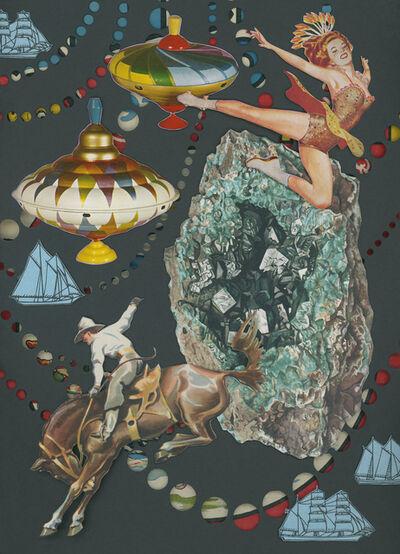 Anne Lemanski, 'Dioptase', 2020