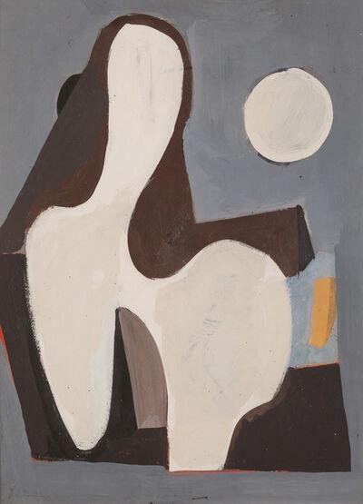 Vaclav Vytlacil, 'Geometric Figure', 1938