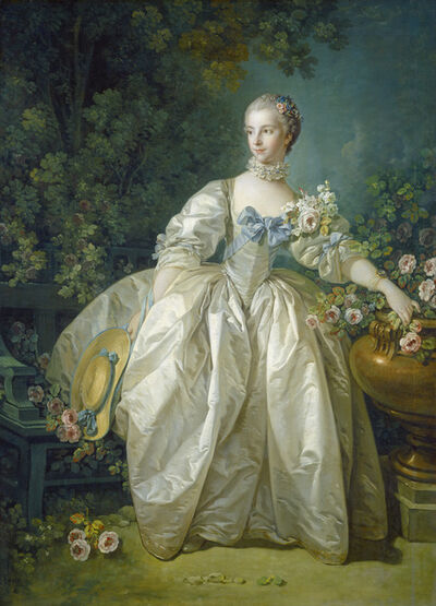 François Boucher, 'Madame Bergeret', possibly 1766