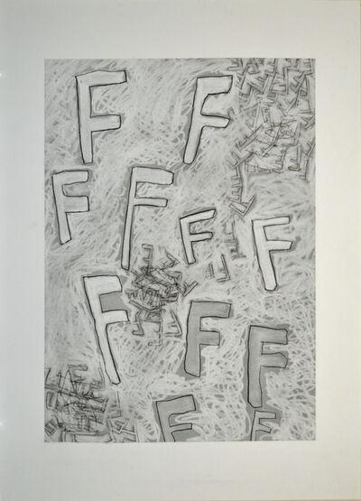 Michiko Inami, 'The shape of F', 2014