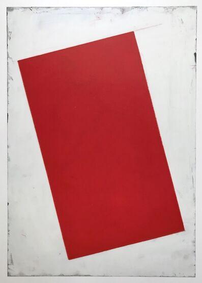 Cris Gianakos, 'Red Rectangle XVV', 1998