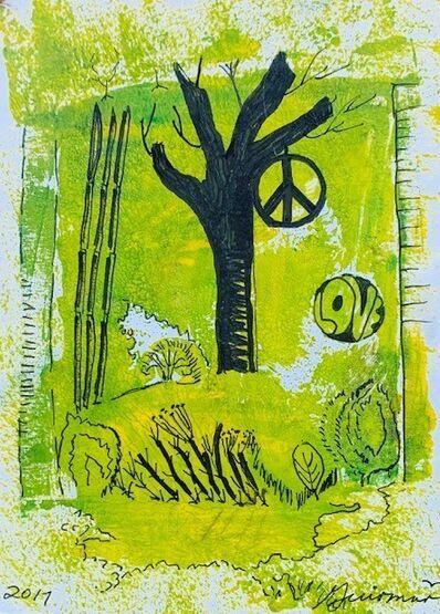 Guiomar Giraldo-Baron, 'Tree of Love', 2017