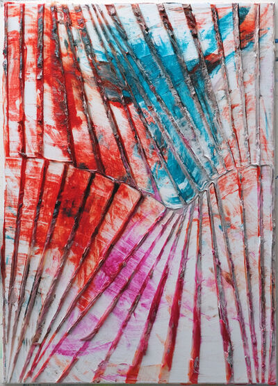 Koen Delaere, 'Untitled (limerence sea red/blue)', 2018