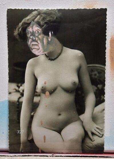 Juan Carlos Noria aka Dixon, 'Postcard series (Nudes) 1', 2012