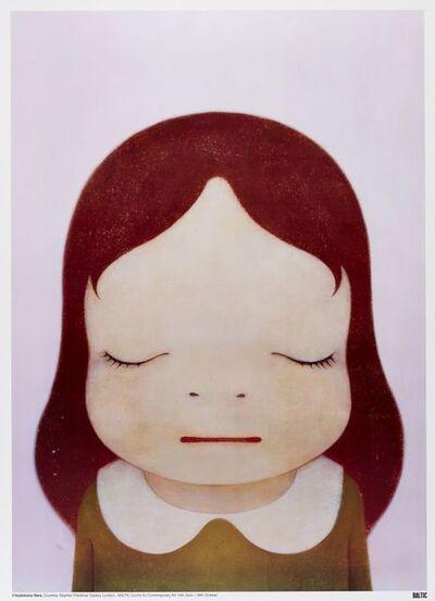 Yoshitomo Nara, 'Cosmic Girls: Eyes Opened/Eyes Closed', 2008