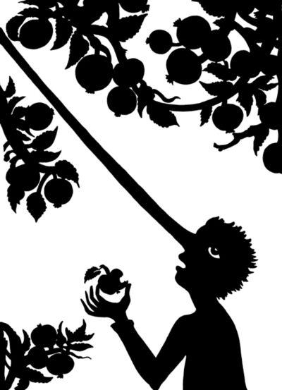 Andrea Dezsö, 'Grimm Illustrations: The Long Nose', 2014