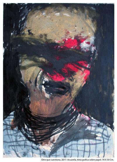 Jose Vivenes, 'Otroque cuestiona ', 2017