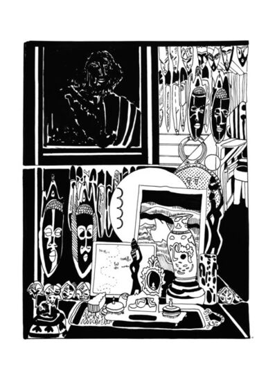 Chourouk Hriech, 'Objets #2', 2019