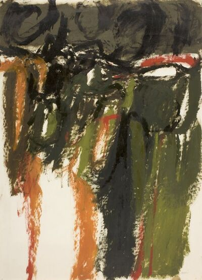 William Crozier, '(Untitled) Landscape', ca. 1960