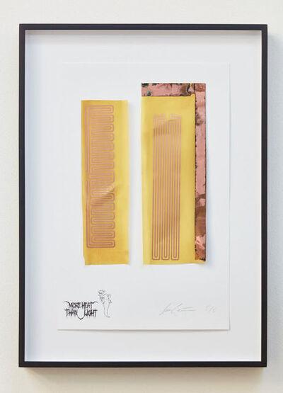 Sam Lewitt, 'Untitled (Two Weak Local Lineaments)', 2015