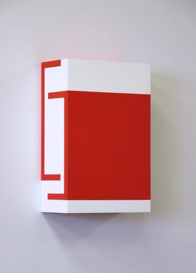 Richard Roth, 'Testa Rossa', 2019