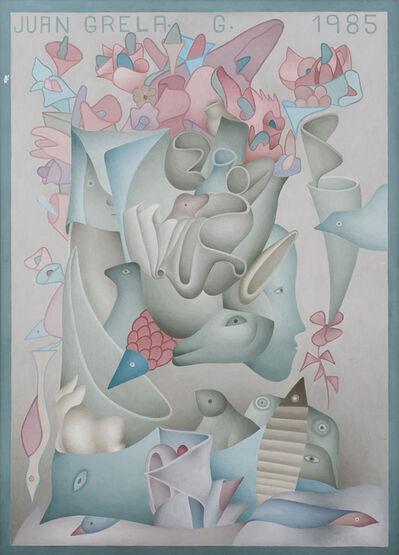 Juan Grela, 'KANYYAY-KJA-XI', 1985