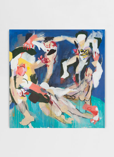 Anthony Lister, 'The Dance Club', 2019