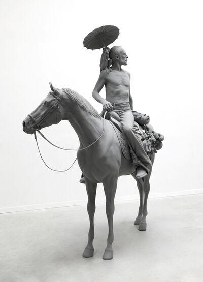 Hans Op de Beeck, 'The Horseman', 2020