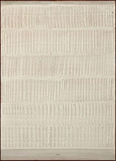 Heinz Mack, 'Weisse Vibration', 1959