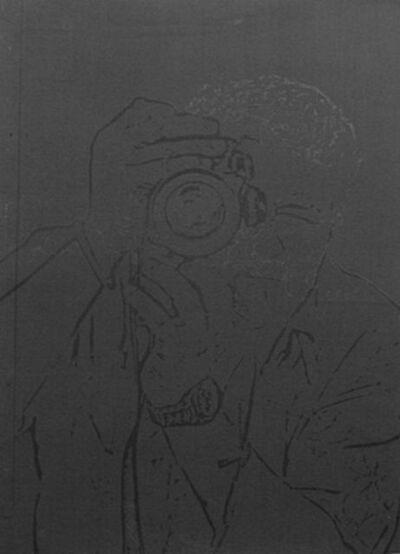 Prasannakumar Nagarajan, 'Self-Portrait II (Black)', 2008