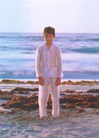 Enrique Martínez Celaya, 'Boy at the Shore', 2005