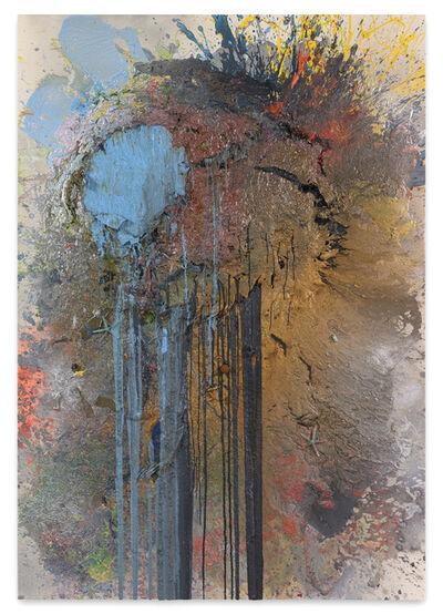 John M. Armleder, 'Vade', 2018
