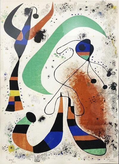 Joan Miró, 'La Nuit', 1953