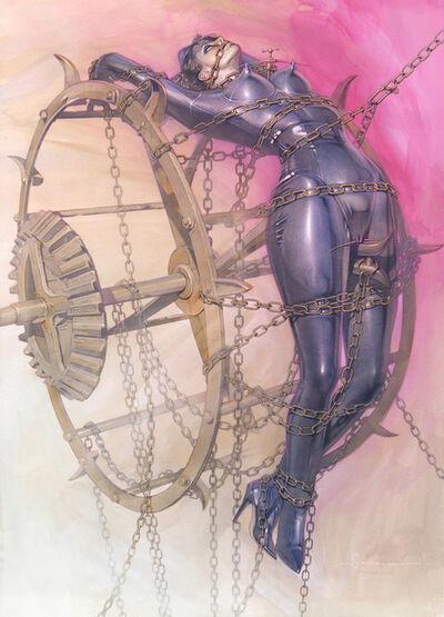 Hajime Sorayama, 'Unt - b24', 2004