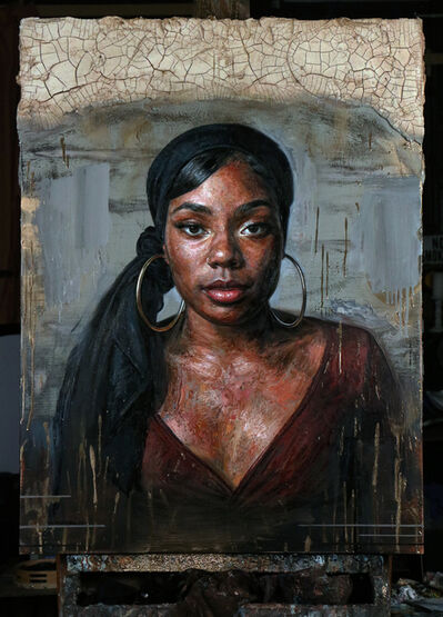 "Tim Okamura, '""How it is to be""', 2019"