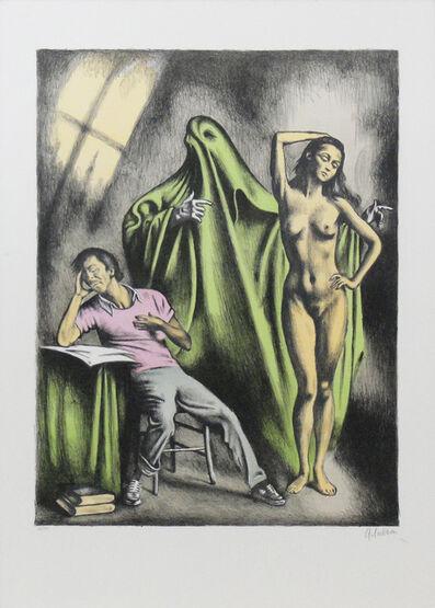 Gregorio Sciltian, 'Sogno di un regista (A director's dream)', 1983