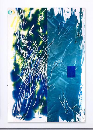 Gail Stoicheff, 'Careless deity (Atropos)', 2019