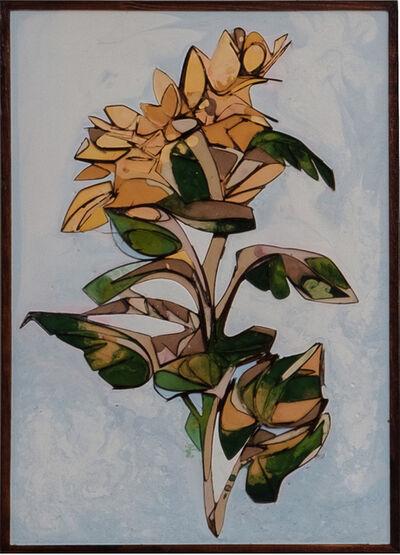 Ugo Schildge, 'Sunflower 26/50', 2020