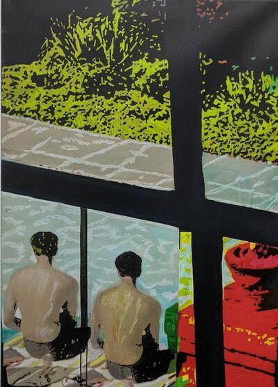 Josepha Gutelius, 'Inhabiting New Earth (Twin Flames)', 2020