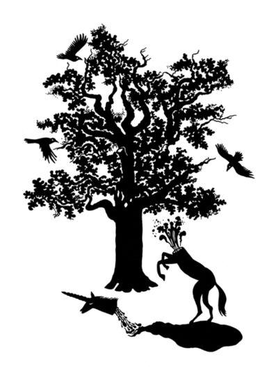 Andrea Dezsö, 'Grimm Illustrations: Herr Fix It Up', 2014