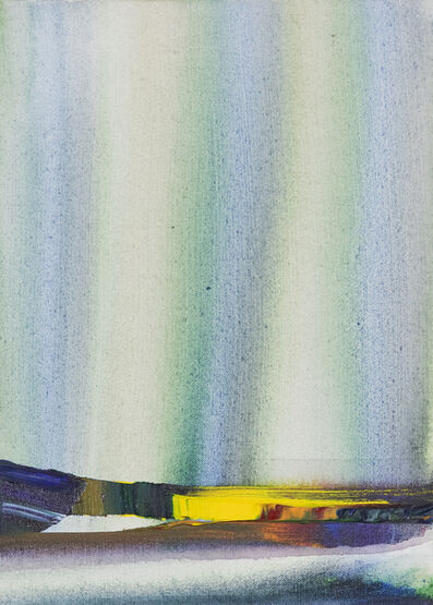Paul Jenkins, 'Horizon Line', 1984