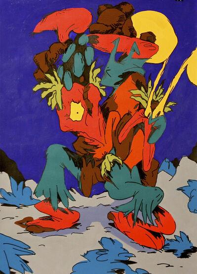 Antwan Horfee, 'Boogie Man', 2014