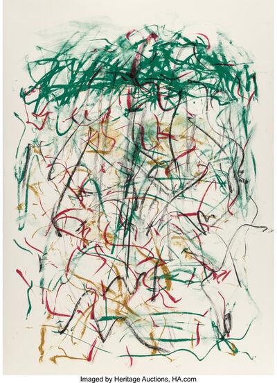 Joan Mitchell, 'Sunflowers I, diptych', 1992