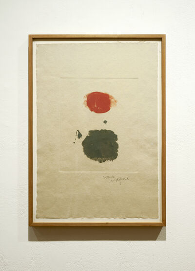 Adolph Gottlieb, 'Untitled', 1972