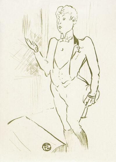 Henri de Toulouse-Lautrec, 'Mary Hamilton', 1893